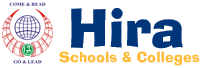Hira Schools and Colleges Logo